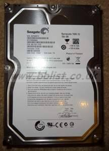 many available, Seagate barracuda SATA 7200,12 750gb sata ha