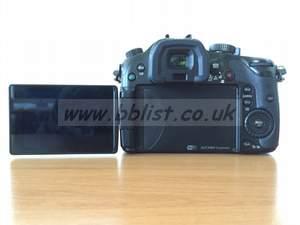 Panasonic GH3 DSLR with 12-35mm lens
