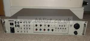 Sony PAL format CCU-M7p