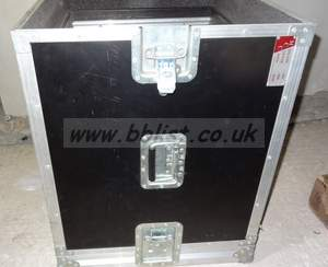 MCC flightcase large 57cm x 70cm x 57cm