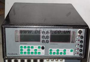Holkirk transmission monitoring units