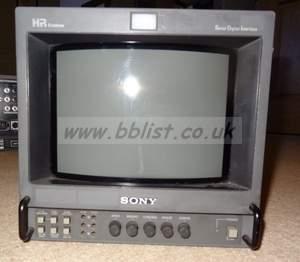 Sony 9inch bvm9044D SDI / analog monitor (ref 3)
