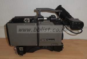Ikegami HL-59W 16x9 CCD Digital Camera Body PAL with sony b4