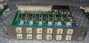 Calrec MY3680 meter selector module for Calrec S / S2 sound