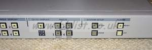Samsug scq-040p 4 channel multiviewer (composite video)