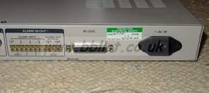 Samsug scq-040p 4 channel multiviewer (composite video)