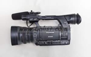 Panasonic AG-HPX250EJ Camcorder