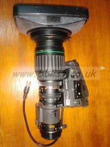 Canon J9a x 5.2 IAS Wide Angle Zoom Lens