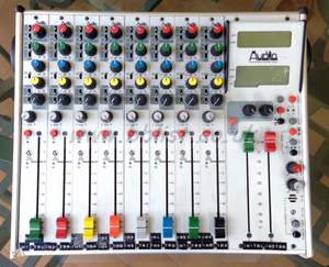 Audio Developments AD 255