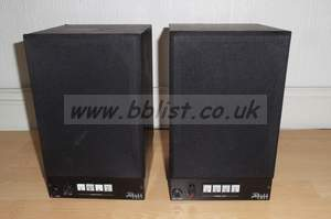 2x Rolec G.N.S.3 4 channel FM Monitor speakers