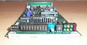 Crystal vision SYN102 SDI frame synchroniser
