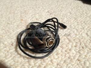 Sony lapel mic