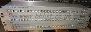 BTS / Philips CP300 24x1 single destination panel with PSU