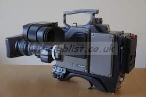 Ikegami HL59 camera