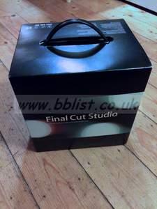 Final Cut Studio (FCP5)