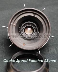 Cooke Speed Panchro 25mm