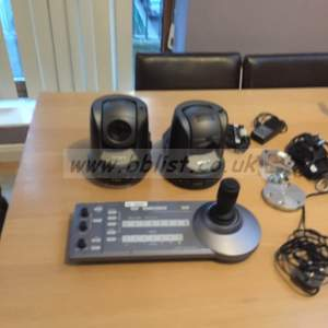Sony BRC-Z330 camera security system