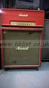 Marshall SUPER BASS 100W