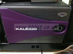 Miranda Kaleido X HD Router and Multiviewer
