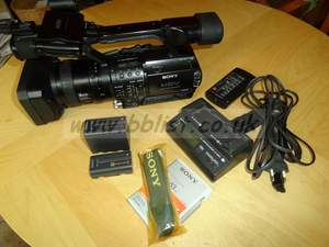 Sony HDR-Z1E