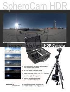 SpheroCam HDR
