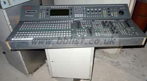 Philips / GVG / BTS DD20 diamond 2ME SDI vision mixer (ref 1