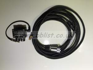 Audio Beta Box and Cable