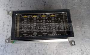 Sony VU meter display for DVW500P / DVW500AP digi beta vtrs