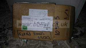Thomson DD35 spare parts ( RC2394 and 000351777200 part)