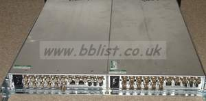 2x Omneon 1003a DV/MPEG plus mediaports with rack tray (DV,