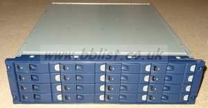 Xytratex 7.2TB RS-1602-F4 Omneon 7.2TB 16x drive array