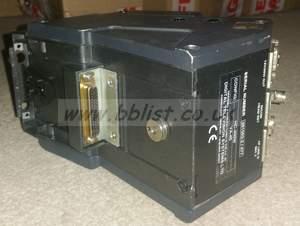 Ikegami HC-400W triax lemo camera back