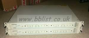 2 leitch CDC-351 SDI to YUV and YUV to SDI converters (also