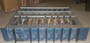 DTL composite video VDA rack, 2648 VDAs