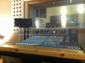 Calrec S2 16 channel vintage mixing console recording desk