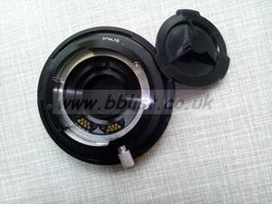 "Fujinon ACM-18 ACM18 1/2"" Lens Adapter for Sony PMW-EX3"