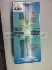 AKG C568