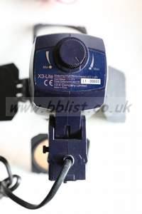 IDX X3-LITE LED Camera top light