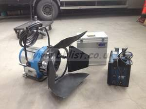 Arrisun 25/40 (2.5/4k) Par HMI kit