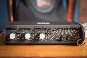 Sound Devices 302 Sound Mixer & Petrol Bag.