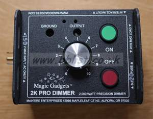 Magic Gadget 2K Dimmer