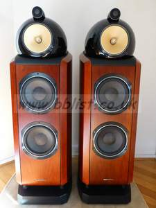 Bowers and Wilkins B&W 802D Diamond speakers latest version
