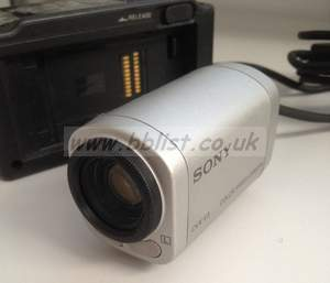 Sony CVX-V3 (NTSC) Mini Camera