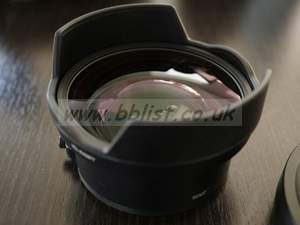 0.8x Wide Angle adaptor VCL EX0877