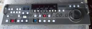 Sony dvw500p / DVW500AP / DVW500 front control panel