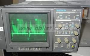 Tektronix wfm1731 composite waveform vectorscope