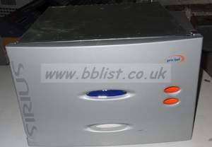 Probel Sirius 128x128 SDI router