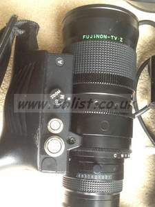 Reduced - Fujinon  TV Z  Zoom Lens