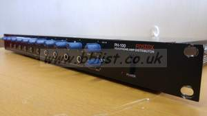 Fostex PH-100 Headphone Amp Distributor