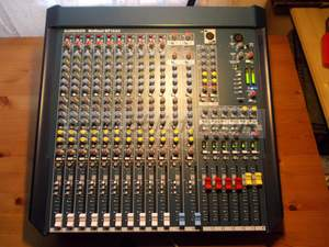 Allen & Heath MixWizard 3